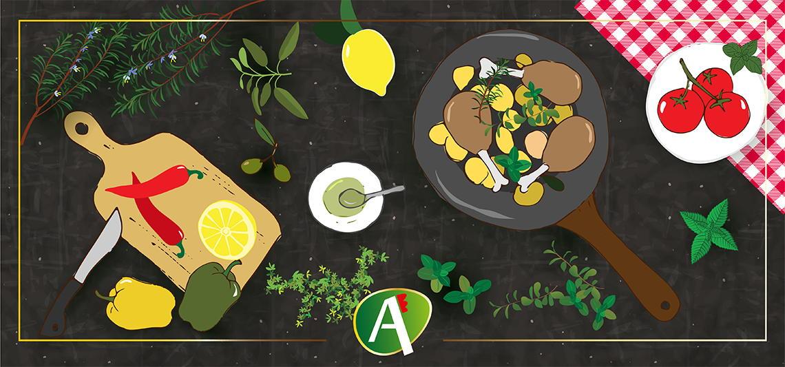 Le ricette Avimecc: una bontà ogni giorno